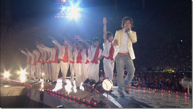 ARASHI in LIVE TOUR Beautiful World (175)
