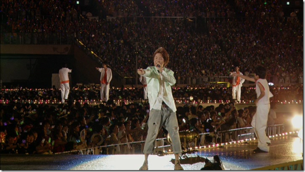 ARASHI in LIVE TOUR Beautiful World (179)
