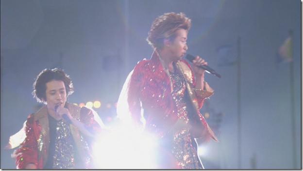 ARASHI in LIVE TOUR Beautiful World (18)