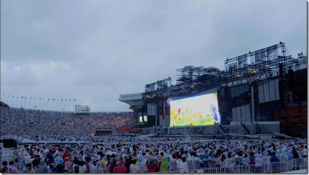 ARASHI in LIVE TOUR Beautiful World (1)