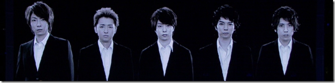 ARASHI in LIVE TOUR Beautiful World