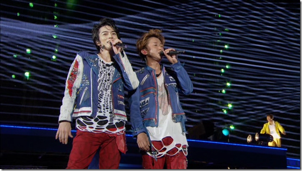 ARASHI in LIVE TOUR Beautiful World (250)