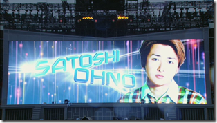 ARASHI in LIVE TOUR Beautiful World (2)