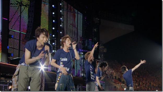 ARASHI in LIVE TOUR Beautiful World (309)