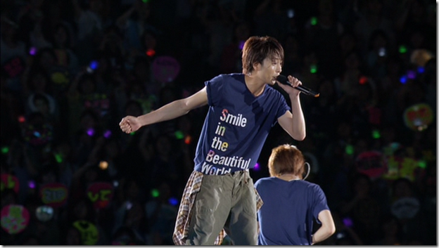 ARASHI in LIVE TOUR Beautiful World (315)