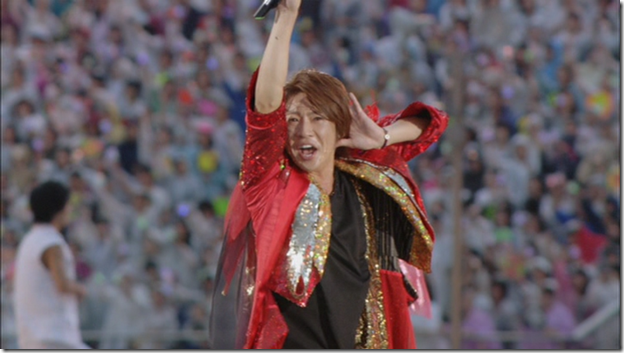 ARASHI in LIVE TOUR Beautiful World (31)