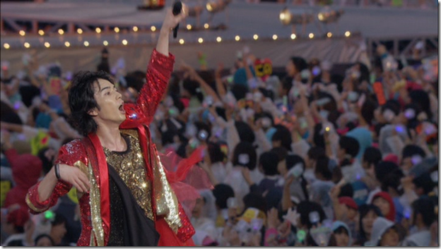 ARASHI in LIVE TOUR Beautiful World (32)