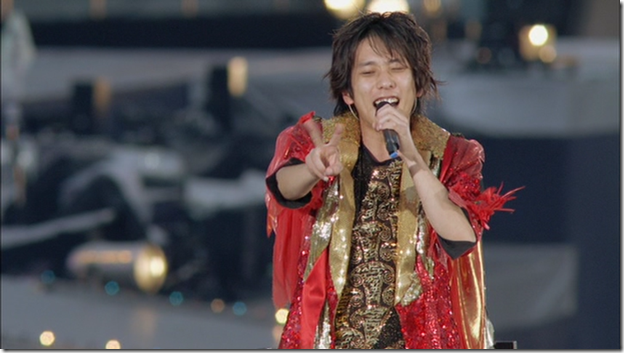 ARASHI in LIVE TOUR Beautiful World (36)