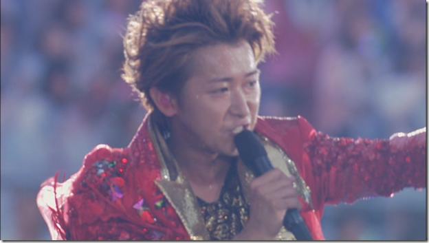 ARASHI in LIVE TOUR Beautiful World (63)