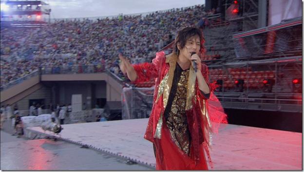 ARASHI in LIVE TOUR Beautiful World (67)