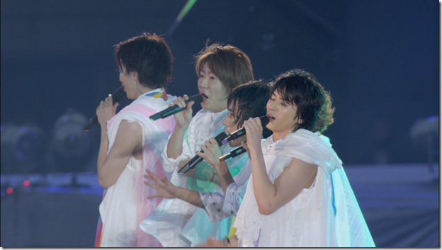 ARASHI in LIVE TOUR Beautiful World (75)