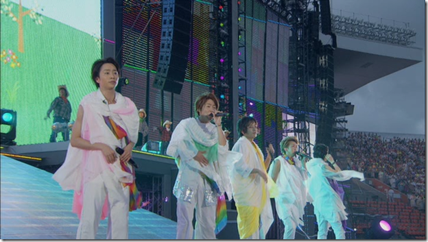 ARASHI in LIVE TOUR Beautiful World (78)