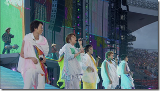 ARASHI in LIVE TOUR Beautiful World (79)