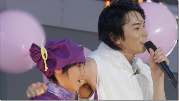 ARASHI in LIVE TOUR Beautiful World (84)