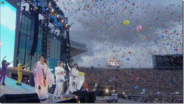 ARASHI in LIVE TOUR Beautiful World (90)