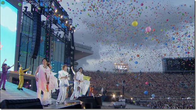 ARASHI in LIVE TOUR Beautiful World (90)