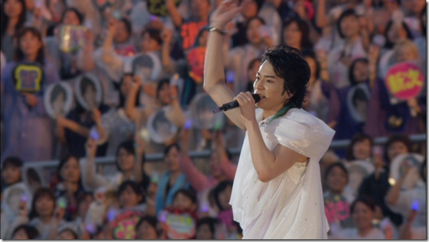 ARASHI in LIVE TOUR Beautiful World (91)