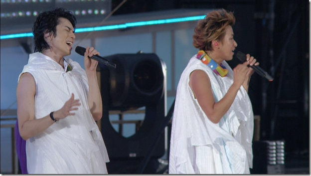 ARASHI in LIVE TOUR Beautiful World (94)