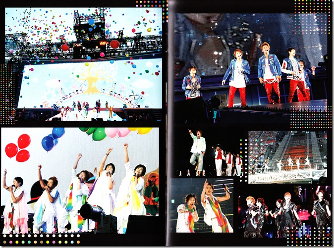 ARASHI LIVE TOUR Beautiful World first pressing booklet complete (10)