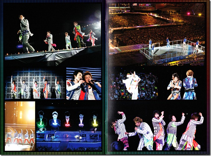 ARASHI LIVE TOUR Beautiful World first pressing booklet complete (18)