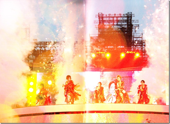 ARASHI LIVE TOUR Beautiful World first pressing booklet complete (3)