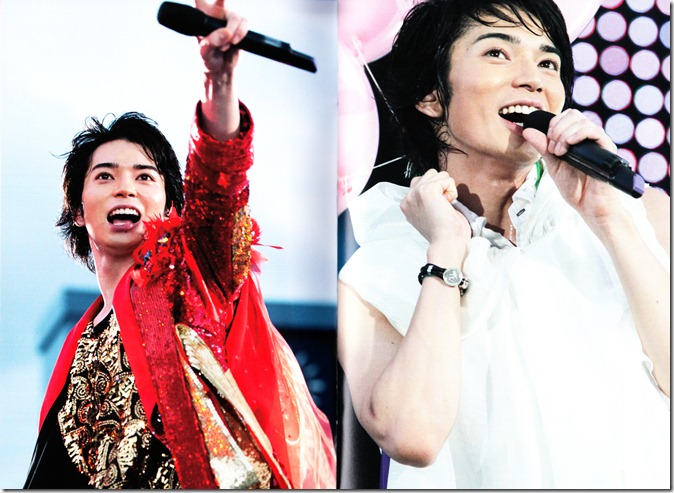 ARASHI LIVE TOUR Beautiful World first pressing booklet complete (4)