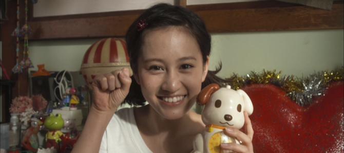 Maeda Atsuko in Kimi wa boku da