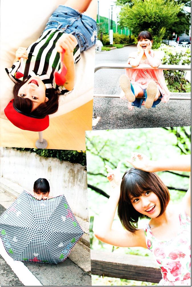 Maeda Atsuko in Weekly Playboy July 2nd, 2012 (2)