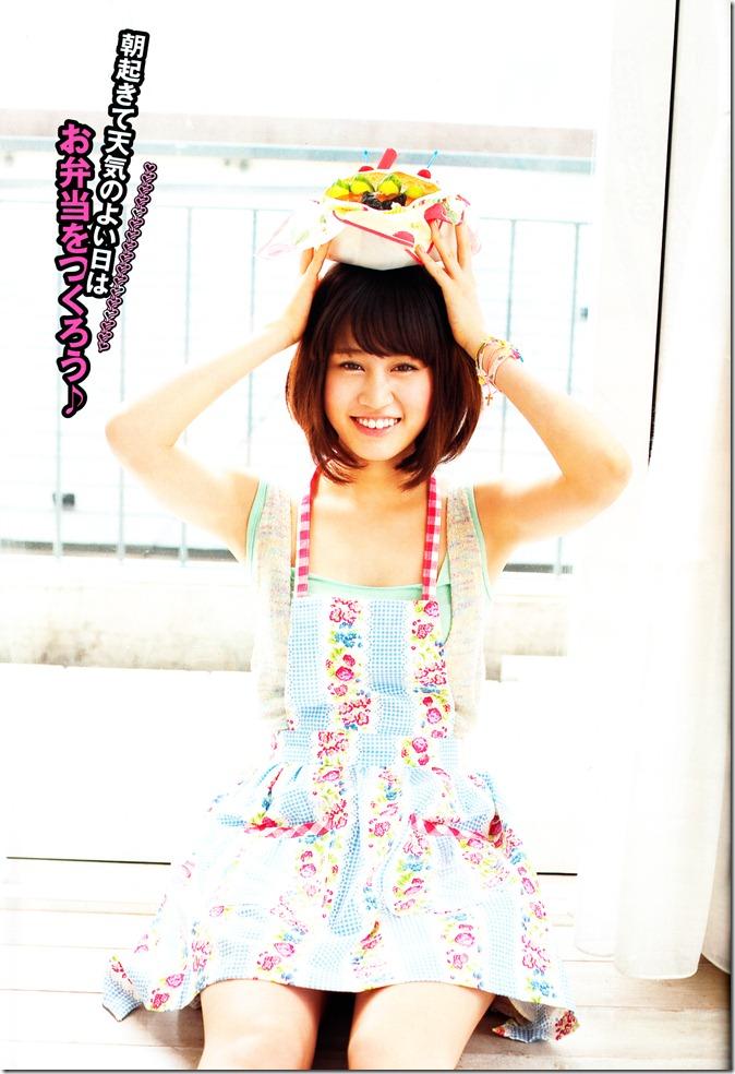 Maeda Atsuko in Weekly Playboy July 2nd, 2012 (3)