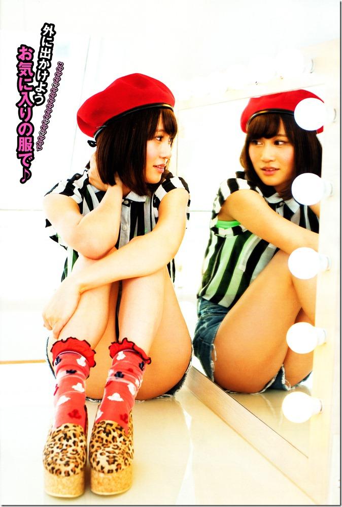 Maeda Atsuko in Weekly Playboy July 2nd, 2012 (4)