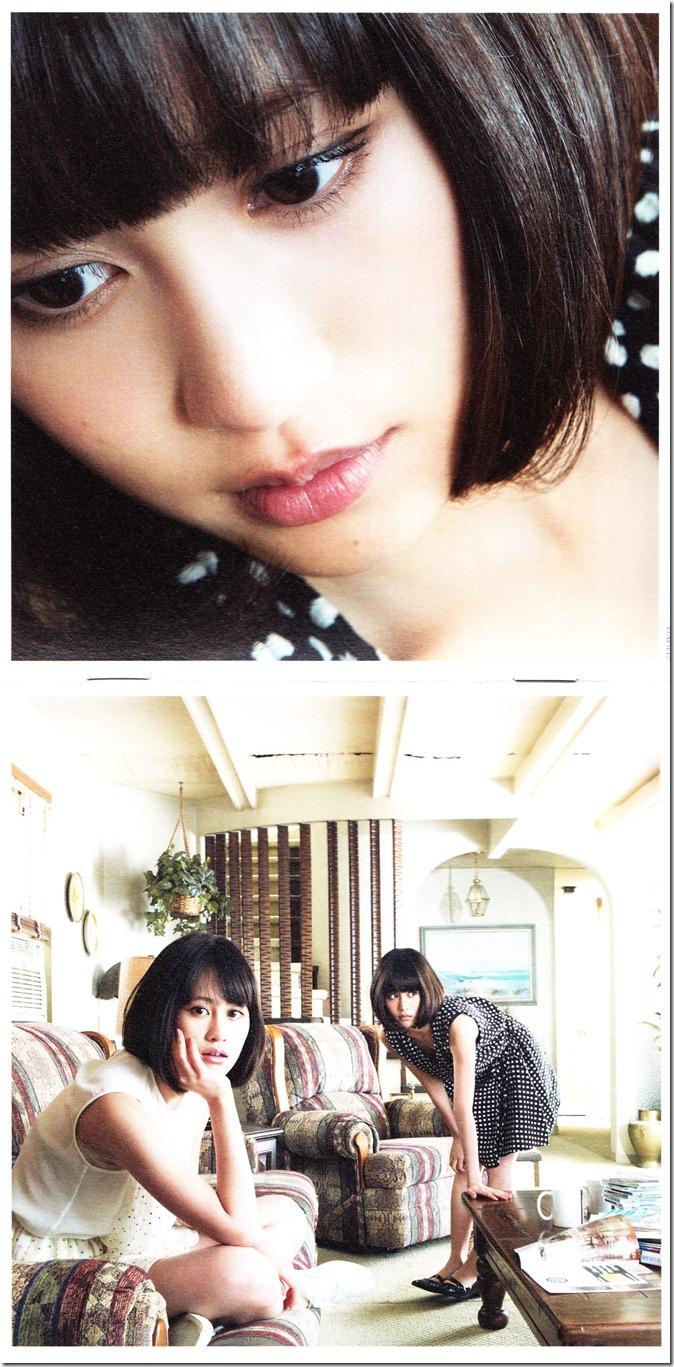 Maeda Atsuko Kimi wa boku da Act 1 booklet scan (1)