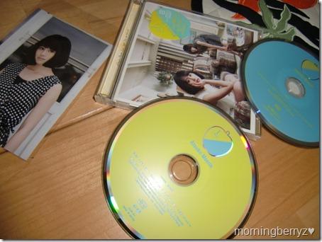 Maeda Atsuko Kimi wa boku da Act 1 CD   DVD release with external photo extra