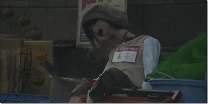 Maeda Atsuko Kimi wa boku da (making of) (2)