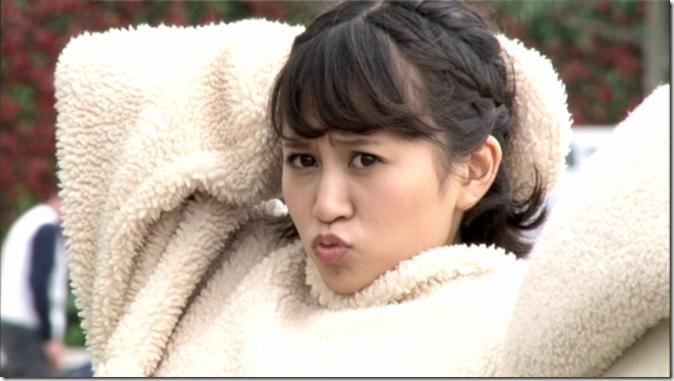 Maeda Atsuko Kimi wa boku da (making of) (4)