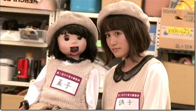 Maeda Atsuko Kimi wa boku da (making of) (8)