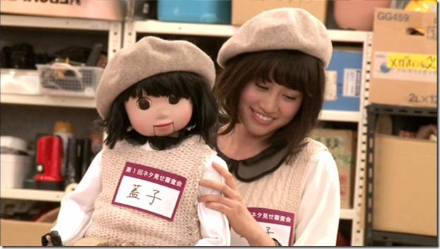 Maeda Atsuko Kimi wa boku da (making of) (9)