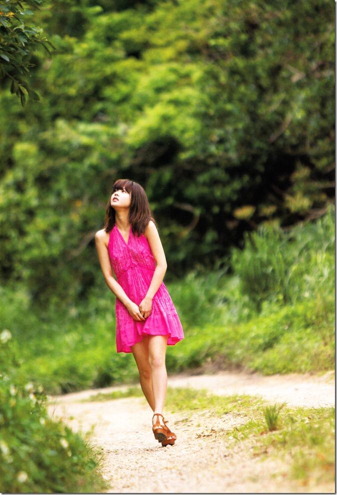 Niigaki Risa Ascension shashinshuu (18)
