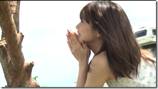 Niigaki Risa in Ascension making of (10)