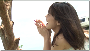 Niigaki Risa in Ascension making of (11)