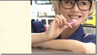 Niigaki Risa in Ascension making of (20)