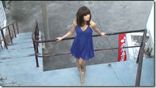 Niigaki Risa in Ascension making of (23)