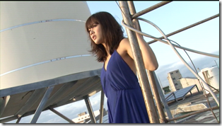 Niigaki Risa in Ascension making of (25)