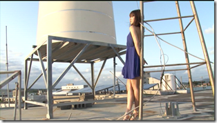 Niigaki Risa in Ascension making of (26)