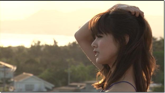 Niigaki Risa in Ascension making of (28)