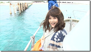 Niigaki Risa in Ascension making of (31)
