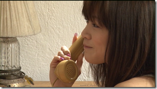 Niigaki Risa in Ascension making of (3)
