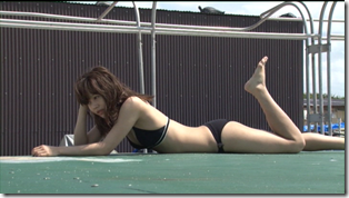 Niigaki Risa in Ascension making of (45)