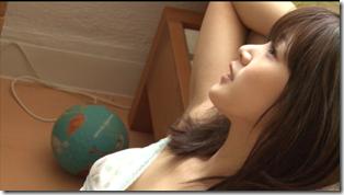 Niigaki Risa in Ascension making of (4)