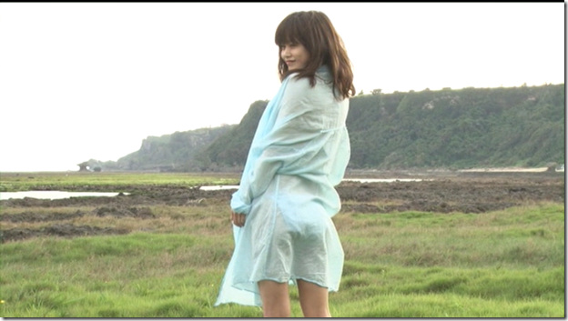 Niigaki Risa in Ascension making of (52)