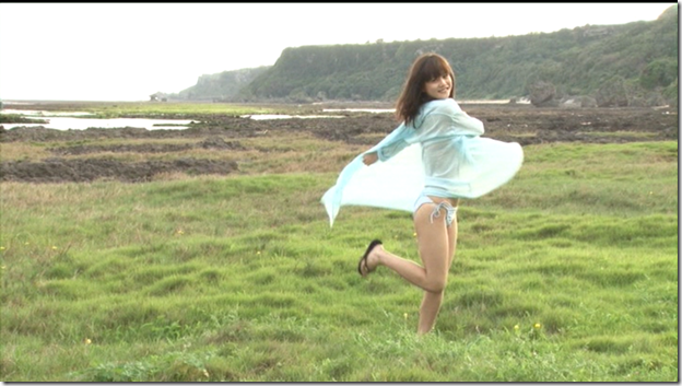 Niigaki Risa in Ascension making of (53)